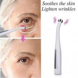 2 in 1 - Elektrisches Gesichts- / Augenmassagegerät - Vibrationsstift - Anti-Falten / Verjüngung