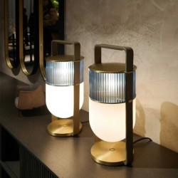 Moderne Nachtlampe - LED - Nordisches Design