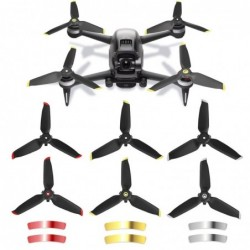 Three-leaves propellers - quick release - noise reduction - for DJI FPV Combo Drone