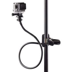 Klemmhalterung - Selfie-Stick - verstellbar - flexible Verlängerung - für GoPro Hero 9/8/7/6/5/4/2/ DJI OSMO Xiaomi Yi