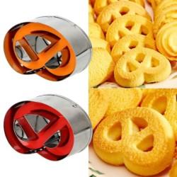Cookie cutter mold - hand-press