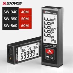 SNDWAY - digital laser rangefinder - LCD - 40M / 50M / 60M