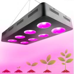 Lampe de culture pour plantes - hydroponique - spectre complet - COB - LED - 500W - 1000W - 1500W - 2000W