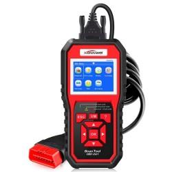 Konnwei KW850 - escáner de diagnóstico de coche OBD2 - lector de código de error OBDII
