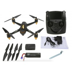 Hubsan H501S X4 5.8G FPV Brushless Borstelloze GPS HD Drone Quadcopter*