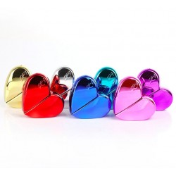 Heart Design Spray Perfume Bottle Container 25ml