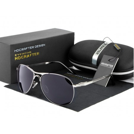 High Quality Brand Designer Cool Polarized Sports Men Sunglasses UV Protect