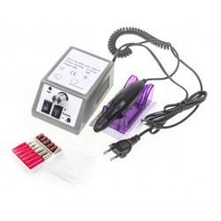 Electric Nail Drill Manicure Set With EU Plug