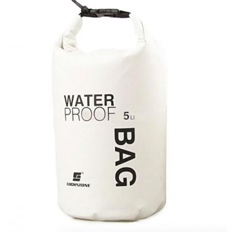 5L - wodoodporna sucha torba - dry bag - worek