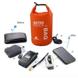 5L Waterdicht Dry Bag Tas Zak