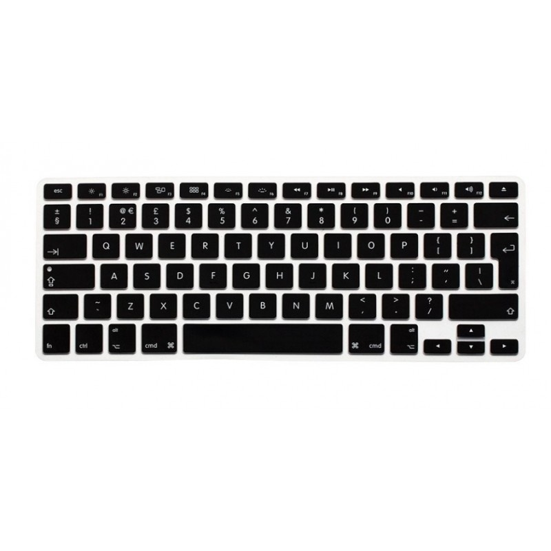 Macbook Pro / Air Qwerty Keyboard Silicone Protection Cover