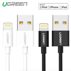 Originales 8-poliges Lightning zu USB UGreen Kabel - MFi - 50 cm - 1 m - 1,5 m - 2 m