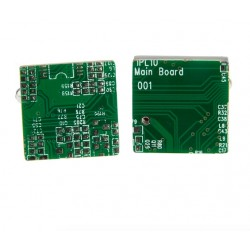 Green Main Board Circuit Cufflinks |