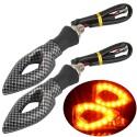 Universal Roller Motorrad Led Blinkerleuchten 2 Stück