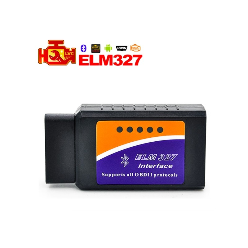 OBDII OBD2 Bluetooth Car Diagnostic ELM327 ELM 327