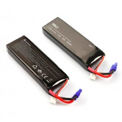 Hubsan H501S X4 Batterij 7.4V 2700mAh 10C H501S-14 2st