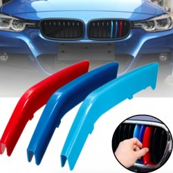 BMW 3 Serie F30 M Stijl ABS Grill Nieren Covers