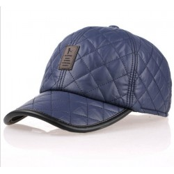 Weatherproof Baseball Cap With Earflap