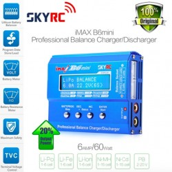 SKYRC Imax B6 Mini 60W Battery Balance Charger Discharger