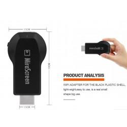 Mira Ekran OTA HDMI TV Stick Airplay Mirroring WiFi Dongle