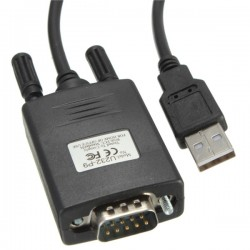 RS232 RS-232 to USB 2.0 PL2303 Cable Adapter Converter