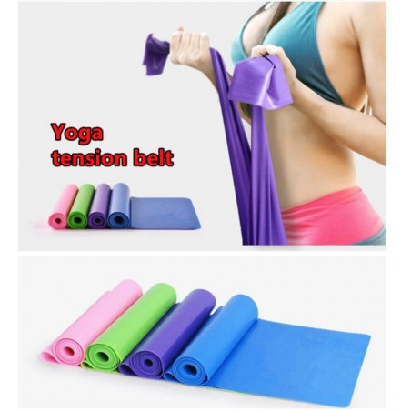 1.5m Yoga Pilates Stretch Resistance Band