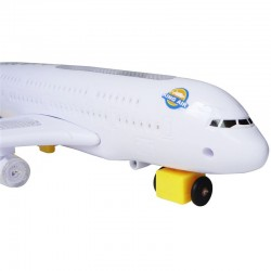 Universal Airbus A380 Model Automatic Steering Airplane