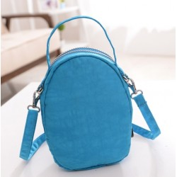 Nylon small shoulder & crossbody bag - waterproof