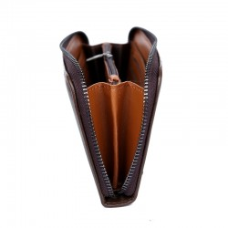 PU Leather Long Large Capacity Men's Wallet