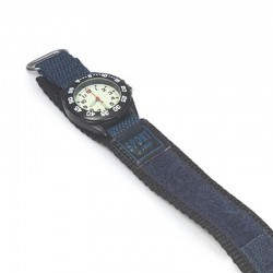 Fabric Strap Waterproof Military Quartz Watch