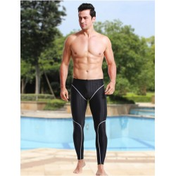 Professional Shark Skin Swimming Suit Pants
