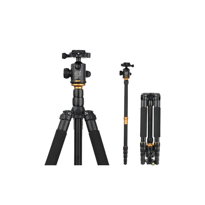 Trèpied professionnel portable QZSD Q66