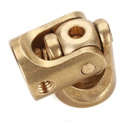 Universal Micro Metal Copper Universal Joint RC Car /Boat 1:24/1:18/M3*3