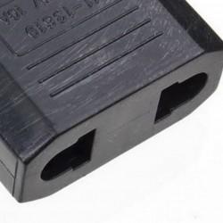 Travel Power Plug Adapter EU To US Converter