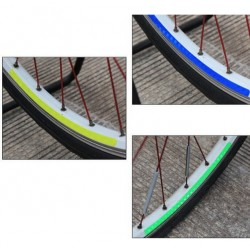 Reflektierender Aufkleber für Fahrradfelge