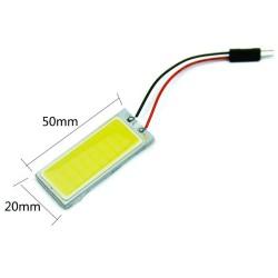 Panneau lumières Xenon HID 36 COB LED 12V 5500K -6000K 2 pcs