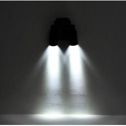 Sensore movimento lampada solare impermeabile 14LEDs LED PIR