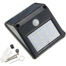 12 LED wodoodporne solarowe z czujnikiem ruchu światło lampa