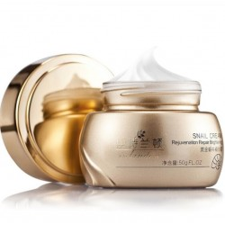 ISILANDON Gold Snail Essence Face Cream