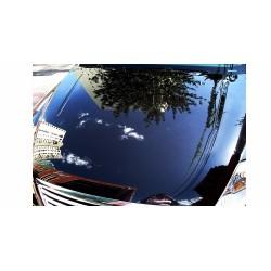 Crystal car polishing wax scratch repair with sponge