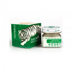 20g White Tiger Balm For Headache Toothache Stomachache Essential Balm