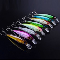 Fishing Lure Treble Hook 8pcs