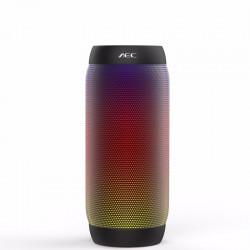Bluetooth speaker with flashing Led - waterproof