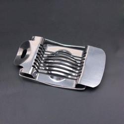 Stainless Steel Egg Slicer Cutter
