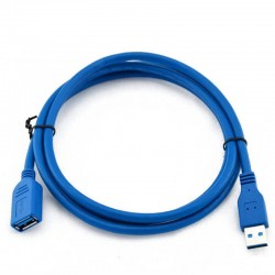 USB 3.0 Data Extension Cable Male To Female Data Sync  
