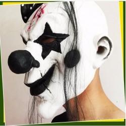 Màscara clown Halloween de silicona