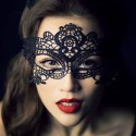 Black Women Sexy Lace Eye Mask