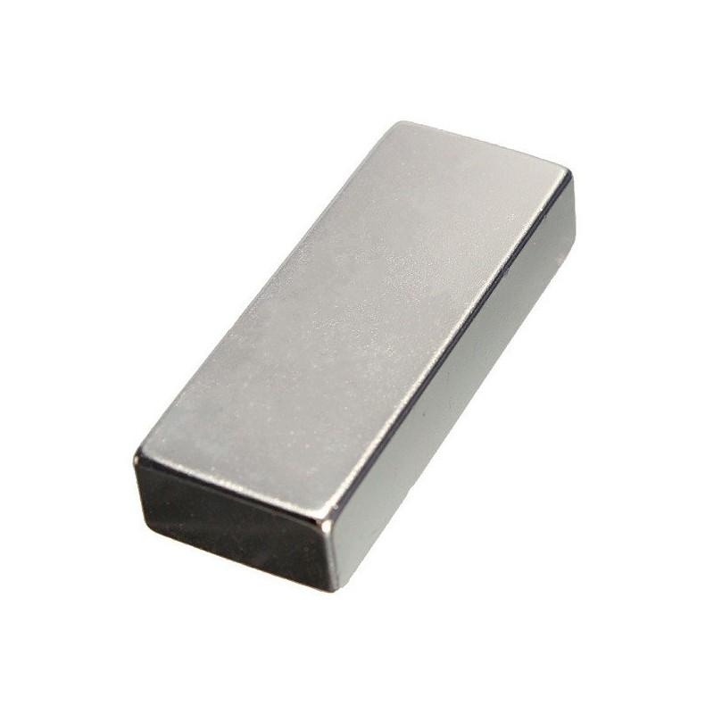 Bloque Magnético de Neodimio N35 50*20*10 mm