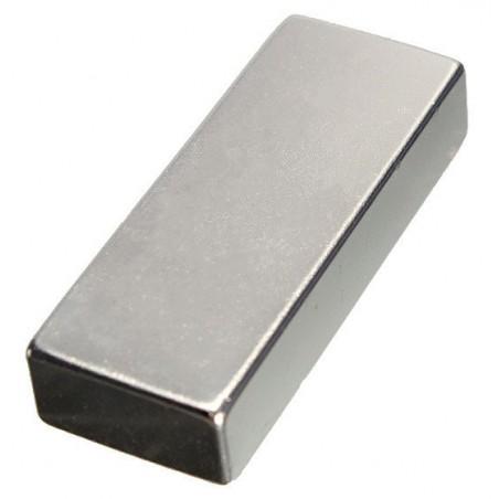 Bloc de Neodymium Magnétique N35 50*20*10 mm 5 pièces