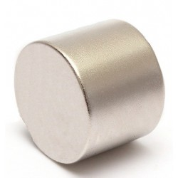 N35 Neodymium Magnet Strong Disc 25 * 20mm